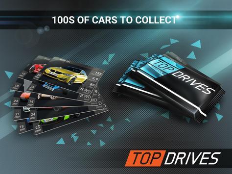 Top Drives apk screenshot