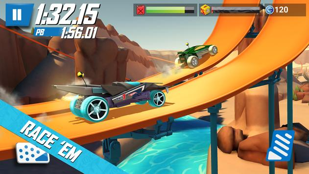 Hot Wheels: Race Off poster