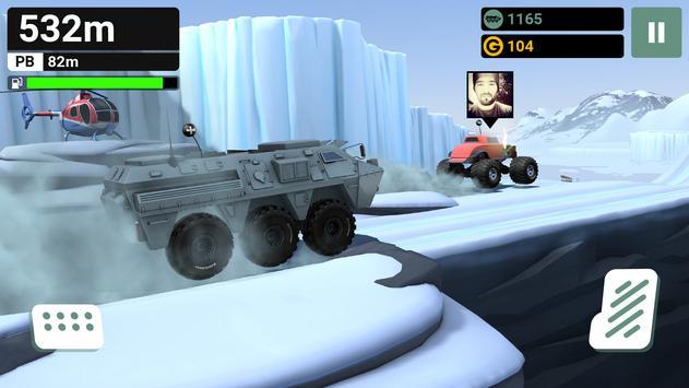 MMX Hill Climb скриншот 5