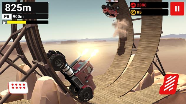 MMX Hill Climb скриншот 7