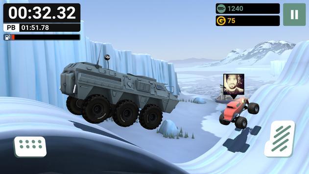 MMX Hill Climb скриншот 8