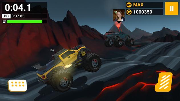 MMX Hill Climb скриншот 3