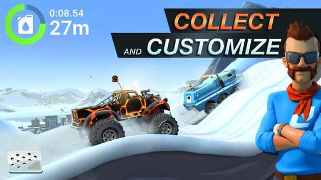 MMX Hill Dash 2 – Offroad Truck, Car & Bike Racing screenshot 5