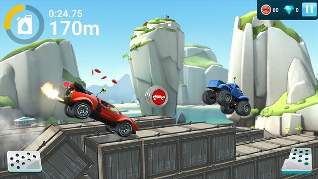 MMX Hill Dash 2 – Offroad Truck, Car & Bike Racing تصوير الشاشة 6
