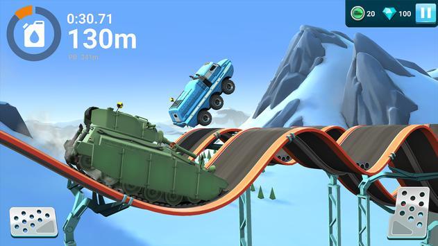 MMX Hill Dash 2 – Offroad Truck, Car & Bike Racing screenshot 7