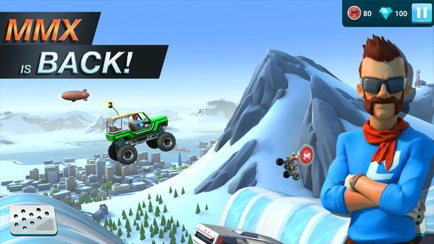MMX Hill Dash 2 – Offroad Truck, Car & Bike Racing الملصق