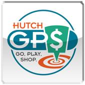 HutchGPS: Go. Play. Shop. icon