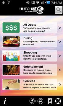 HutchGPS: Go. Play. Shop. apk screenshot