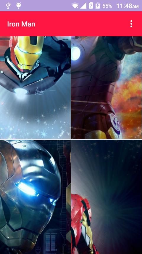 Iron Man Wallpaper (Avengers: Infinity War) for Android