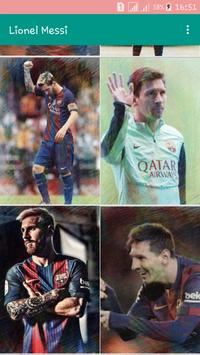 Lionel Messi screenshot 1