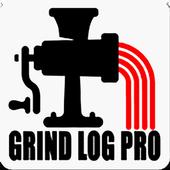 Grind Log Pro icon
