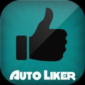 Auto Liker (+10k likes guide) icon
