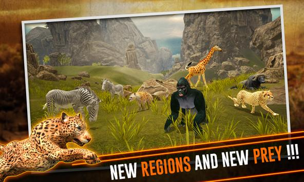 African Safari Hunting Experience 3D poster