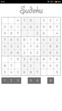 Sudoku-数独 screenshot 1