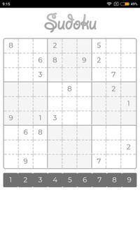 Sudoku-数独 screenshot 2