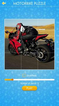 Motorbike Jigsaw Puzzle screenshot 4