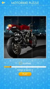 Motorbike Jigsaw Puzzle screenshot 2