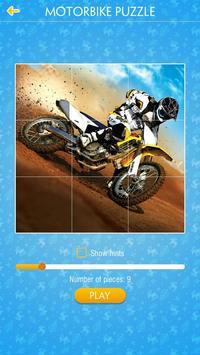 Motorbike Jigsaw Puzzle screenshot 3