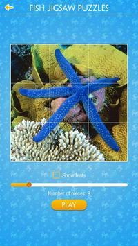 Jigsaw Puzzles - Fish poster