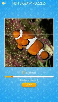 Jigsaw Puzzles - Fish screenshot 1