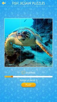 Jigsaw Puzzles - Fish screenshot 2