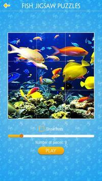 Jigsaw Puzzles - Fish screenshot 4