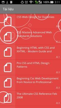 Lap trinh javascript-html apk screenshot