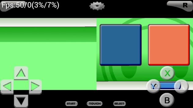 NDS Boy! - NDS Emulator screenshot 3