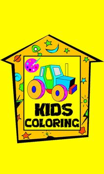 Kids Coloring Book apk screenshot