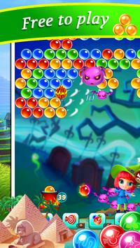 Bubble Shooter Saga Witch POP poster