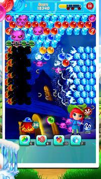 Bubble Shooter Saga Witch POP apk screenshot