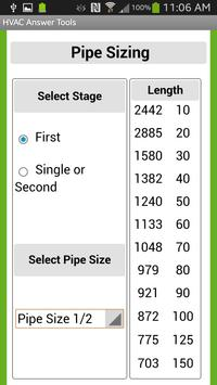 HVAC Answer Tools apk screenshot