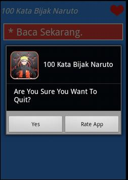 100 Kata Bijak Naruto Apk App Free Download For Android