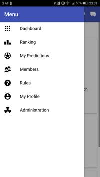 World Cup prediction game: soccer, ice hockey apk screenshot