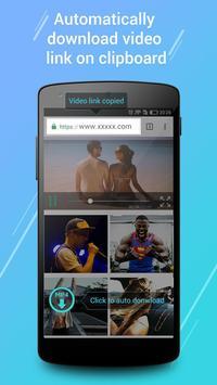 Free MP4 Video Downloader poster