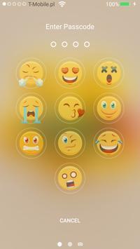 Emoji Screen Lock screenshot 1
