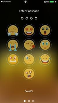 Emoji Screen Lock screenshot 3