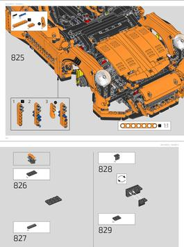 Brick Instructions - Technic and Creator screenshot 4
