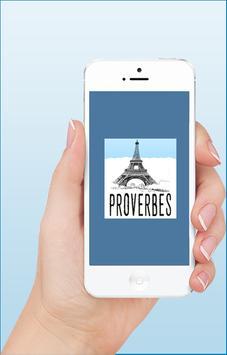 Meilleurs Proverbes-Citations screenshot 1