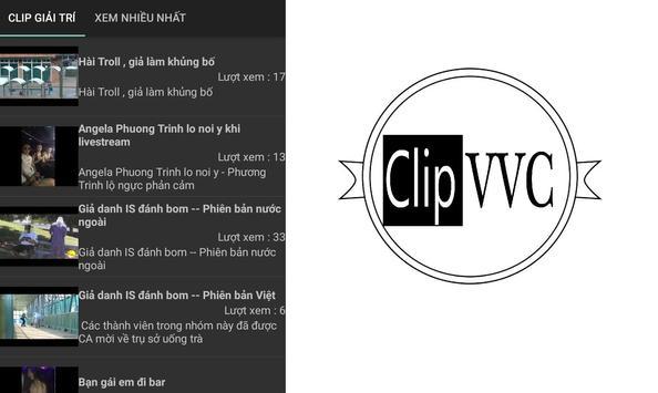 Clip Hài Giải Trí - Clip Vui apk screenshot