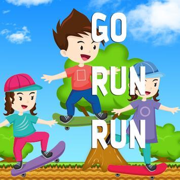 GO Run Run poster