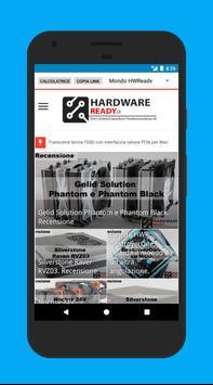 HWReady App poster