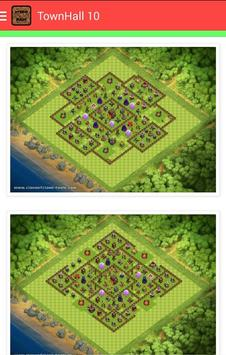 Hybrid Base for Clash of Clans screenshot 1