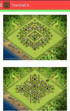 Hybrid Base for Clash of Clans screenshot 2