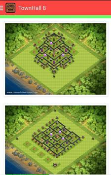 Hybrid Base for Clash of Clans screenshot 3