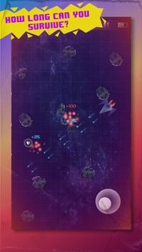 Space War & Asteroid Invasion screenshot 1