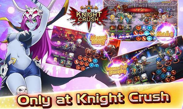 Knight Crush apk screenshot