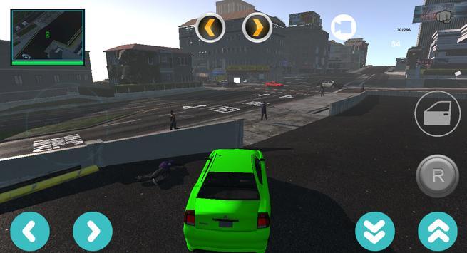 Los Angeles UnderCover apk imagem de tela