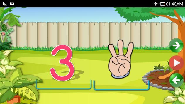Belajar Huruf Angka Balita apk screenshot
