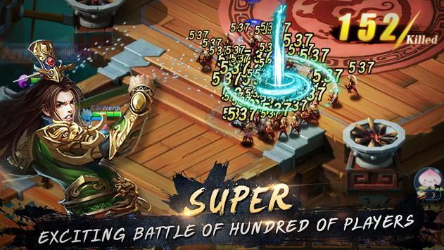 Warlords Battle: Heroes apk screenshot